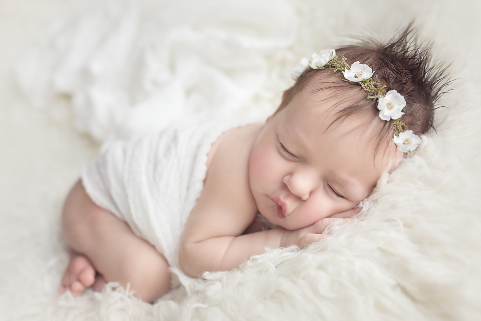 Novorozenecká fotografie