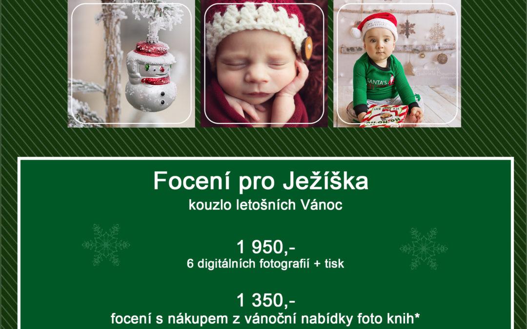 Vánoční focení – newsletter | zapište se do seznamu