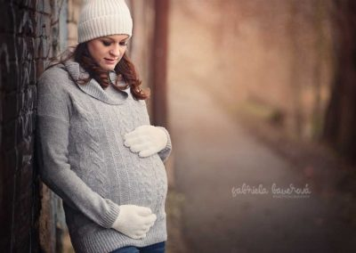 winter-maternity-photo